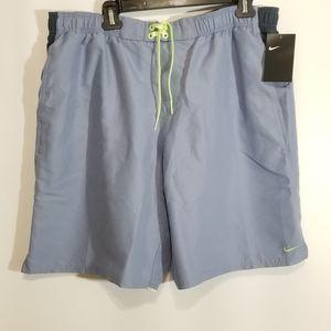Nike Men's Shorts Swim Trunk NWT NESS9509-498